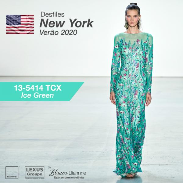 Desfiles New York | Verão 2020
