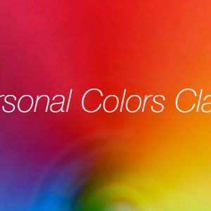 Personal Colors Class